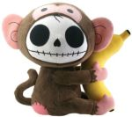 Furry Bones Munky Monkey Plush Toy