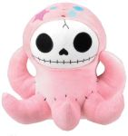 Furry Bones Octopee Octopus Plush Toy