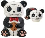 Furry Bones Pandie Panda Cookie Jar