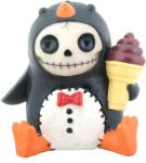 Furry Bones Pen Pen Penguin Figurine