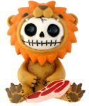 Furry Bones Raion Lion Statue