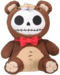 Furry Bones Small Honeybear Plush Toy