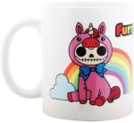 Furry Bones Unie Unicorn Mug