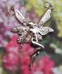 Good Luck Fairy Pendant
