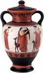 Greek Neck Amphora Vase