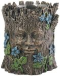 Green Man Holder - Spring