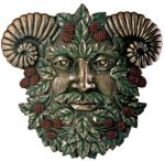 Greenman Summer Plaque