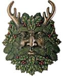 Greenman Winter Plaque