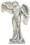 Guardian Angel Statue - Angel Of Eternal Love Figurine - Douma