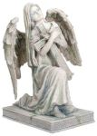Guardian Angel Statue - Angel Of Faith Figurine - Lofiel