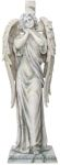 Guardian Angel Statue - Angel Of Sympathy Figurine - Abdiel