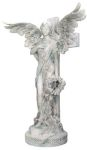 Guardian Angel Statue - Angel Of Weddings Figurine - Lailah