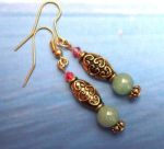 Celtic Romance Handmade Earrings