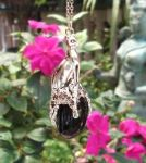 Love Goddess Bast - Large Gem Pendant