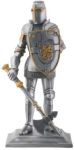Medieval Knight Statues -  Crusader Knight