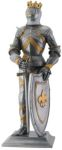 Medieval Knight Statues - Black Prince - Large
