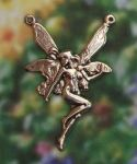 Medium Good Luck Fairy Jewelry Pendant
