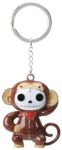 Munky Monkey Key Chain - Single Keychain