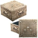 Skeleton Bones Ossuary Jewelry Box