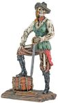 Pirate Anne Bonney Statue