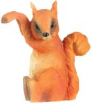 Pot Pals - Squirrel Figurine