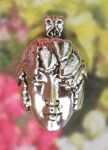 Queen Mab Fairy Pendant
