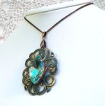 Royal Elegance Vintage Style Necklace