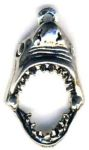Shark Jaws Jewelry Pendant  - Small