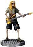 Skeleton Rock Band - Bass Player Statue