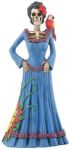 Day of the Dead Blue Lady Statue