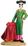 Skeleton Statues Day Of The Dead Matador Statue