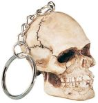 Skull Key Chain (12 Pack)