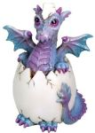 Small Bindy Dragon Hatchling Figurine Statue