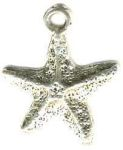 Small Starfish Jewelry Pendant