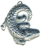 Southwest Lizard Jewelry Pendant