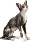 Sphinx Cat Figurine Statue