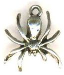 Spider - Small Jewelry Pendant