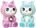 Furrybones Unie Unicorn Salt N Pepper Shaker