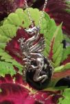 Xerephon Dragon Gem Pendant